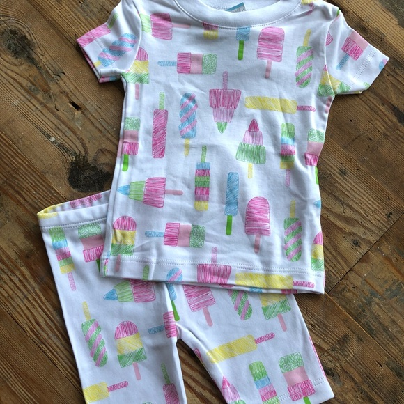 Kissy Kissy Pajamas New with tag 12-18mo. 3a51880b8